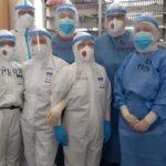 Eroii în alb de la Spitalul Judeţean Cluj au salvat o pacientă tânără infectată cu SARS-COV2