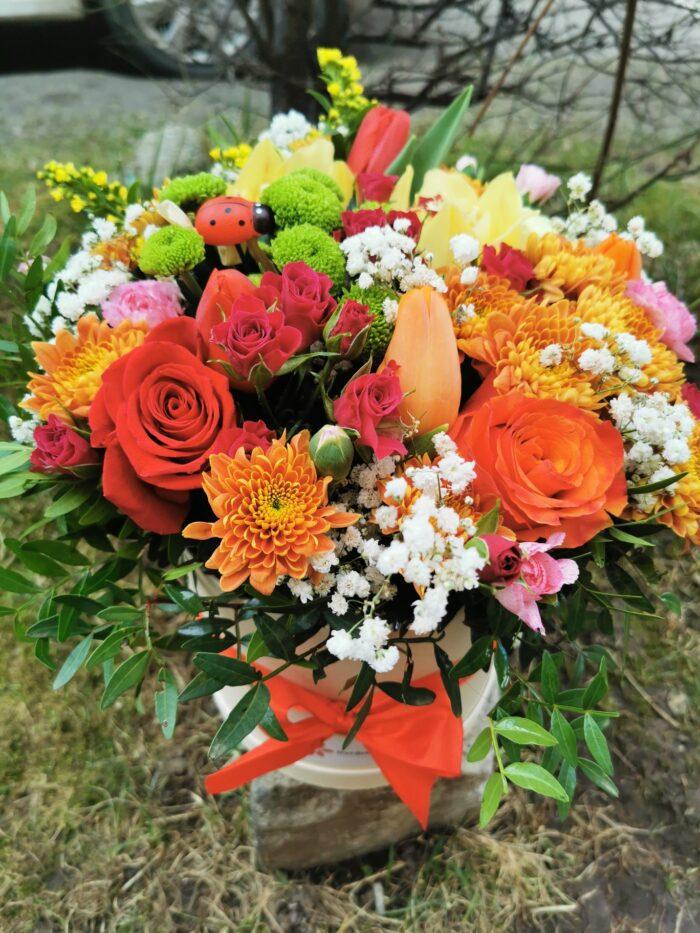 flori papadie
