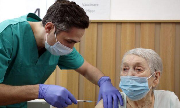Situația vaccinării împotriva COVID-19, în România, Cluj, pe locul 2 în topul vaccinării