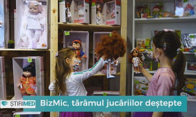 VIDEO Locul din Cluj unde părinții și copiii găsesc jucării educative, premium (P)