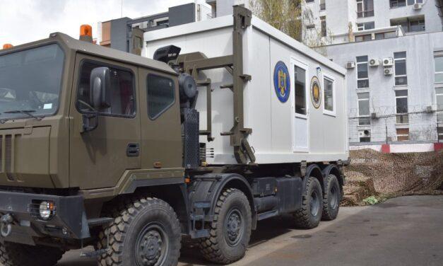 """Cluj: 4 echipe mobile de vaccinare deservesc 5 județe. Cum funcționează vaccinarea """"mobilă"""" anti COVID"""