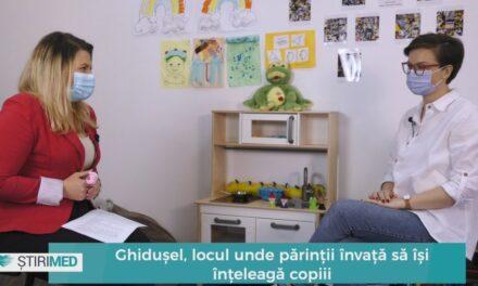 VIDEO Despre importanța educației timpurii, cu fondatoarea celor două concepte unice în țară: Ghidușel, centru de educație timpurie și Grădinița de Părinți