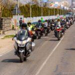 Tradiționalul marș de primăvară al motocicliștilor din Cluj se face cu reguli de pandemie