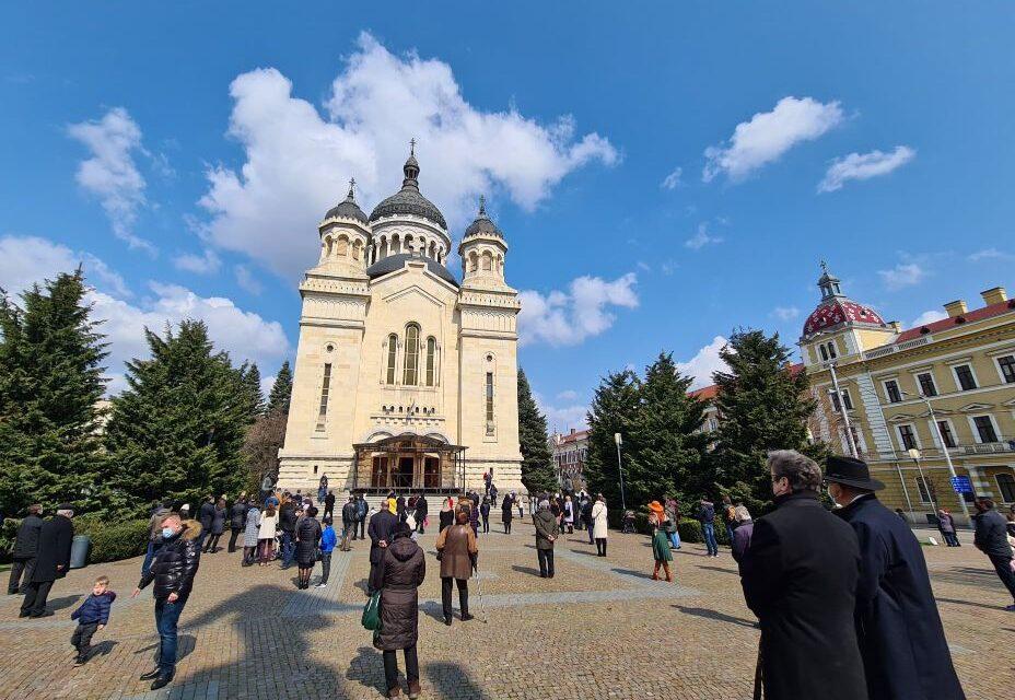 """Românii vor primi informații despre vaccinarea împotriva COVID și de la biserică. Premierul Florin Cîțu: """"1 iunie trebuie să fie prima bornă de revenire la normalitate"""""""