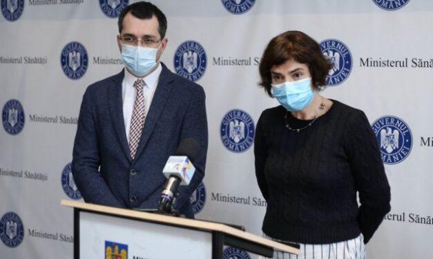 Vlad Voiculescu și Andreea Moldovan pleacă de la Ministerul Sănătății. Premierul Florin Cîțu i-a revocat din funcții