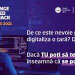 Spitale, școli, primării, digitalizate de 100 de specialiști IT, într-un Hackathon ce durează 48 de ore