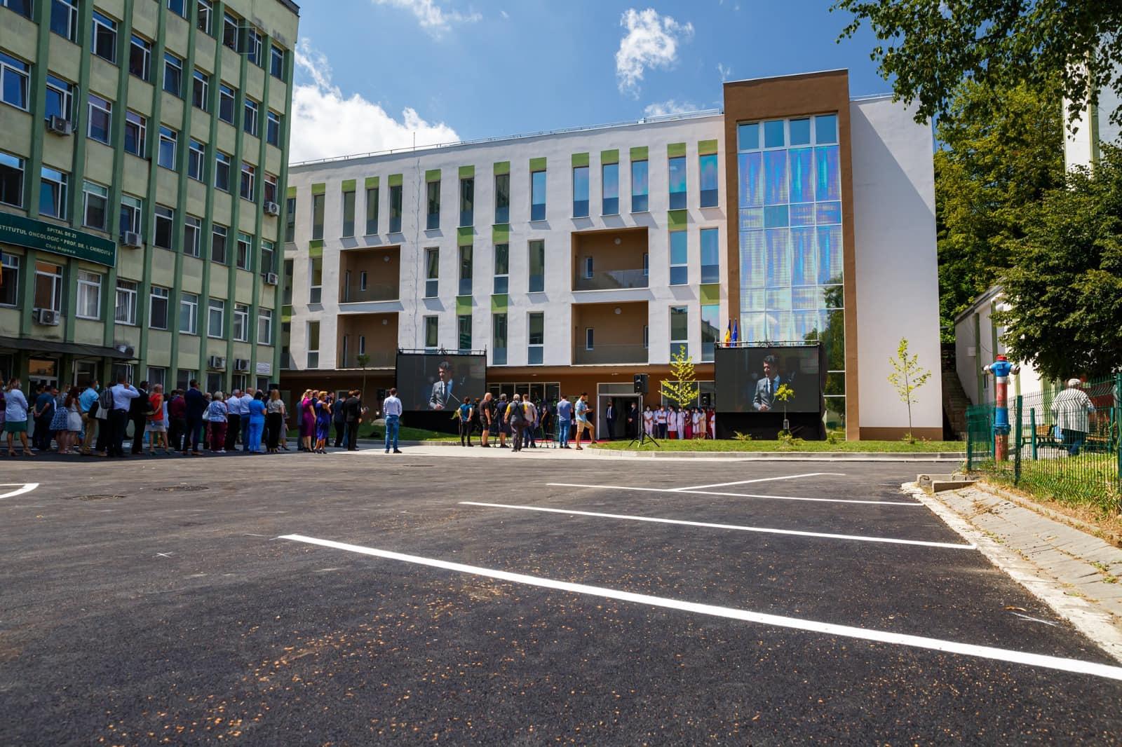 Transplantul medular se va realiza la Cluj într-o nouă Clinică de Hematologie