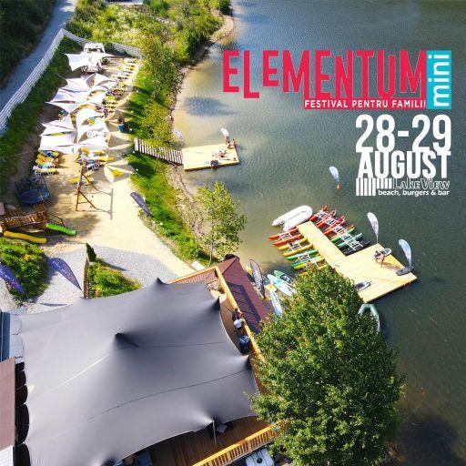 Festivalul pentru familii Elementum s-a reinventat din cauza pandemiei. Anul acesta se prezintă în varianta mini