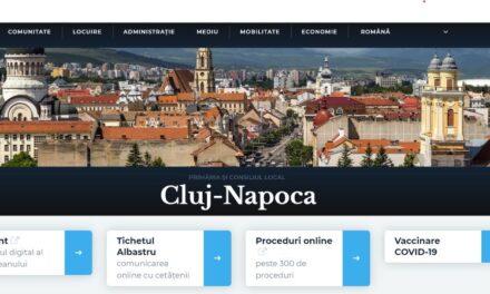 E-cont – Dosarul digital al cetățeanului pe e-primariaclujnapoca.ro (P)