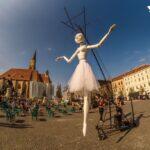 Începe festivalul stradal WonderPuck, la Cluj. Care sunt surprizele de care vor avea parte copiii
