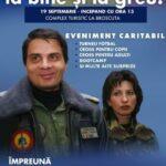 Diagnostic nemilos pentru un pilot militar și soția sa. Comunitatea se mobilizează să îi ajute pe soții Mitrică