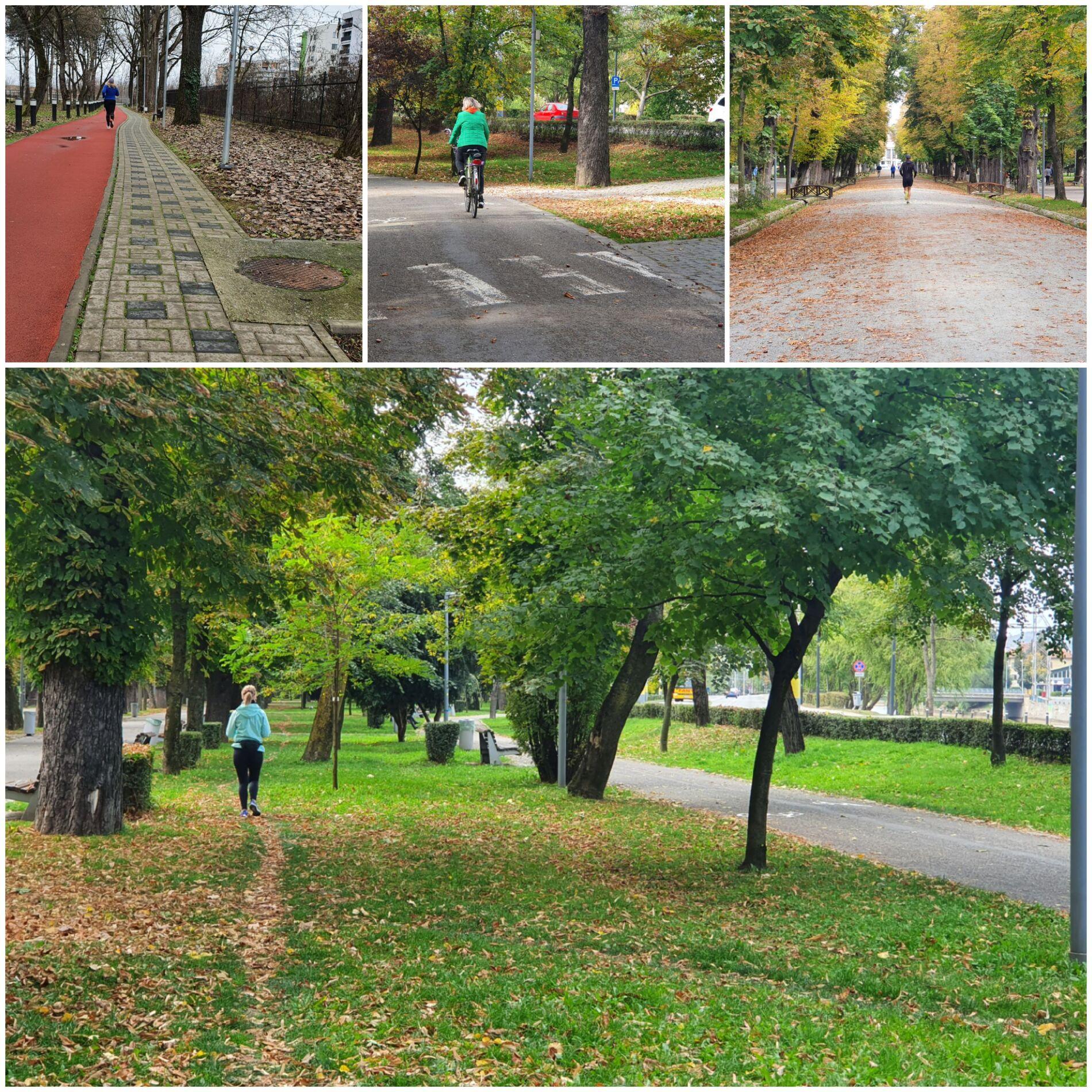 Cum și unde faci sport în Cluj, când incidența cazurilor de COVID a depășit indicele de 10 la mia de locuitori