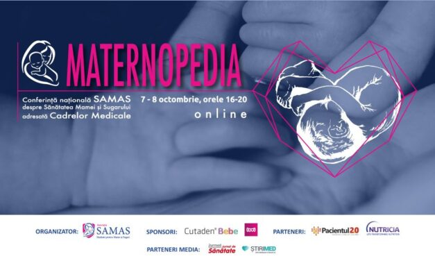 Maternopedia 2021, evenimentul În care se discută despre sănătatea mamei și a copilului. VEZI programul conferinței și speakerii