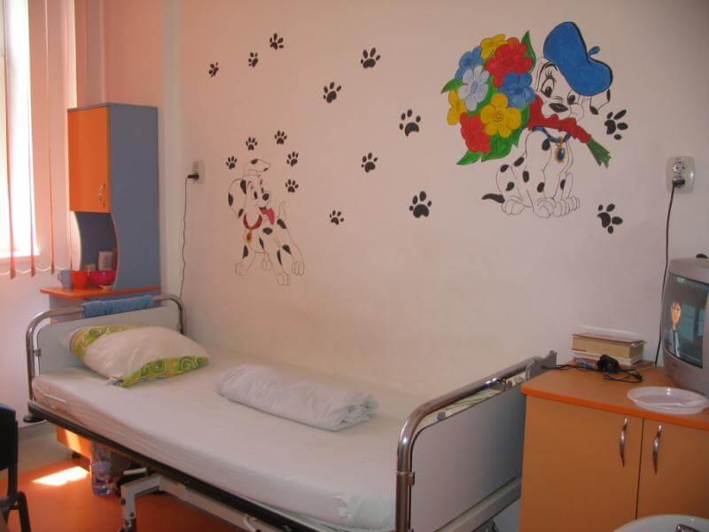 Câți copii cu diagnostic COVID-19 sunt internați în Spitalul de Copii Cluj
